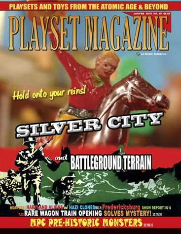 Playset Magazine Issue 49